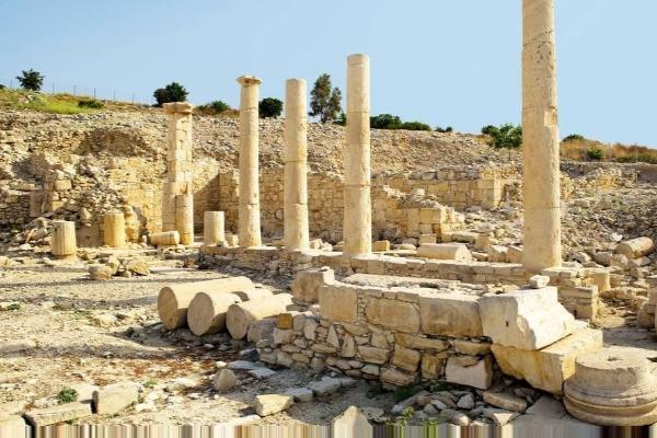Limassol Ruins